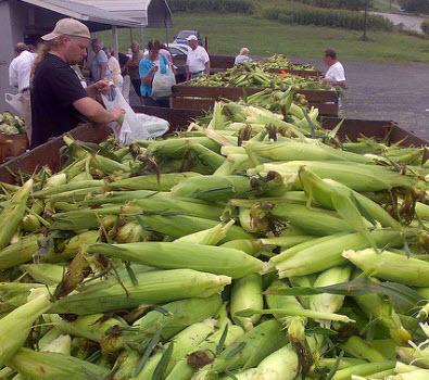 Corn Wagon