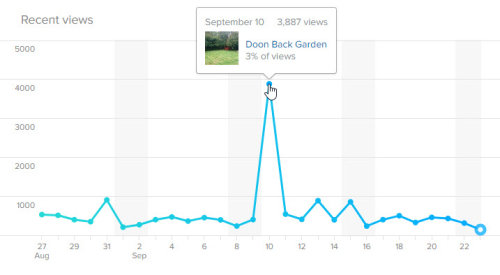 Flickr Spike
