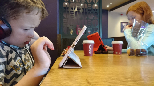 Screentime in Costa