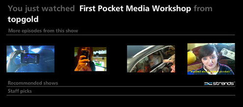 Pocketmedia Blip