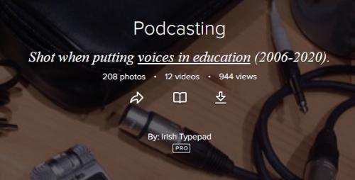 Podcasting Album