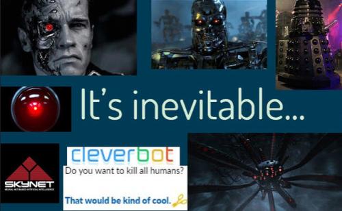 Its Inevitable