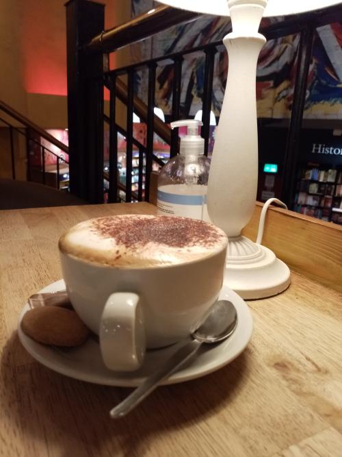 Coffee Book Centre by Dermot Nolan
