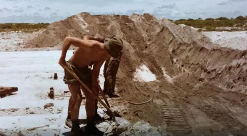 Digging Enewetak Dirt