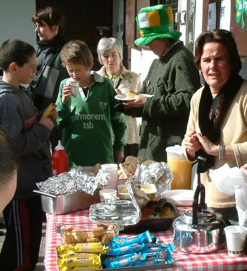 Irish Omelette for Breakfast
