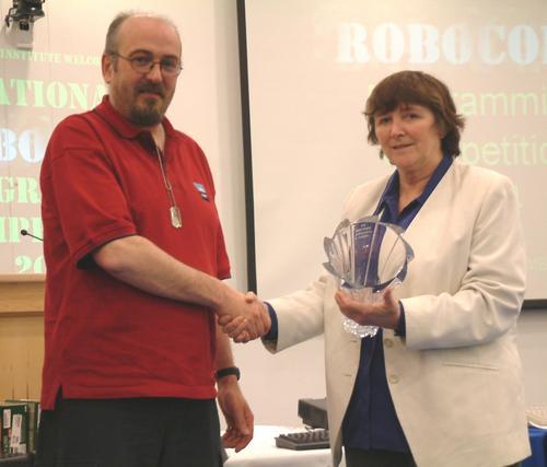 Irish Robocode 2004 Winner