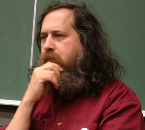 Stallman the Thinker