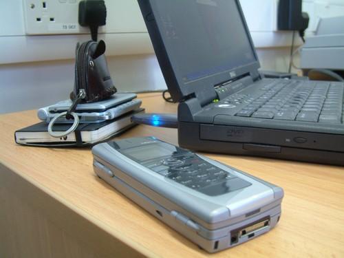 Nokia 9500 Bluetooth